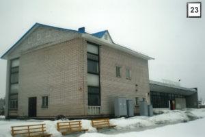 строительные работы, реконструкция вокзала Тейково