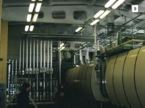 прокладка трубопроводов и изоляционные работы