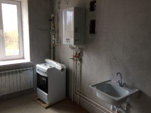 Центральная 60 - квартиры от застройщика с индивидуальным газовым отоплением!
