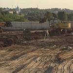 Работы по строительству Духовно-просветительского центра, г. Переславль-Залесский