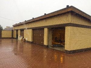 Строительство жилого комплекса «Дубрава»
