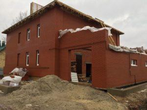 Строительство жилого дома по улице Яблоневая Ярославль