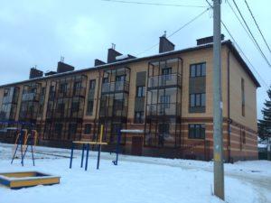4я Яковлевская дом сдан