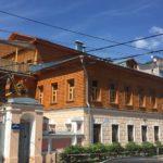 Реконструкция фасада здания Ярославль кооперативная 7