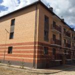 Ход строительства Яковлевская
