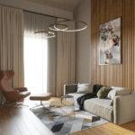 Пример квартир в доме на докучалова 5,7,9 Капитал 76 (1)