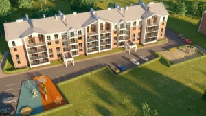 Ярославль новый дом Докучалова квартиры от застройщика Капитал 76 (2)